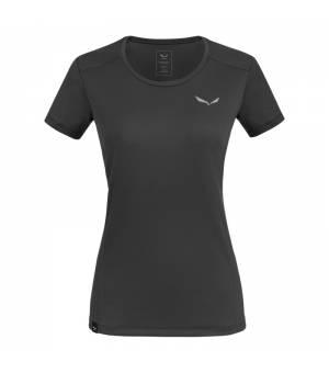 Salewa Sporty B 4 Dry W T-Shirt black out tričko