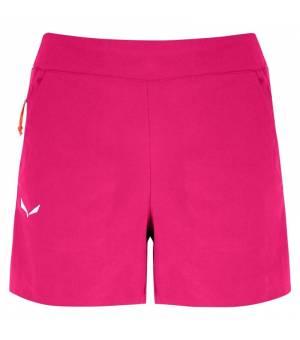 Salewa Lavaredo Durastretch W Shorts virtual pink kraťasy