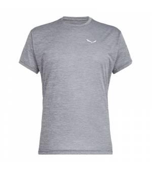 Salewa Puez Melange Dry M T-Shirt quiet shade melange tričko
