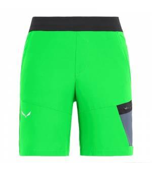 Salewa Agner Durastretch B Shorts fluo green kraťasy