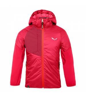 Salewa Puez Hybrid TirolWool® Responsive K Jacket vivacious pink bunda