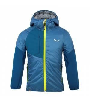 Salewa Puez Hybrid TirolWool® Responsive K Jacket poseidon bunda