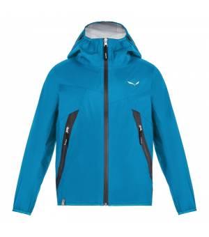 Salewa Agner Powertex 2,5L K Jacket blue danube bunda