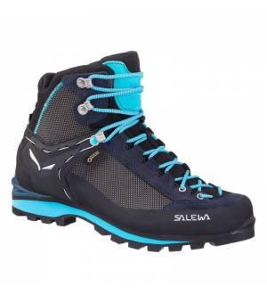 Salewa Crow GTX WS premium navy/ethernal blue topánky