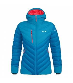 Salewa Ortles Medium 2 Down W Jacket blue/cloisonne bunda