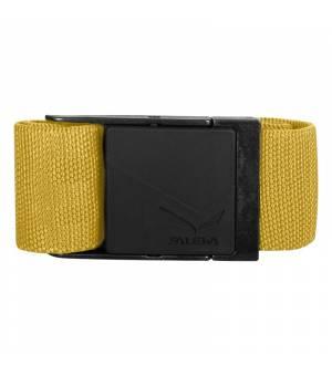 Salewa Rainbow Belt yellow nugget gold opasok