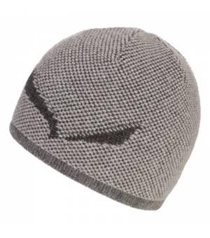 Salewa Ortles Wool Beanie Grey čiapka