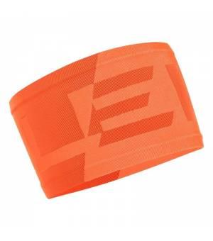 Salewa Pedroc Seamless Headband orange/red orange čelenka