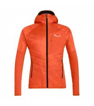Salewa Ortles Hybrid Tirolwool Celliant M Jacket orange/red orange bunda