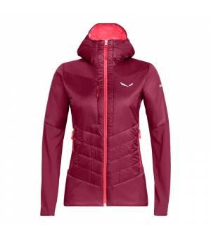 Salewa Ortles Hybrid Tirolwool Celliant WS Jacket violet/rhodo red bunda