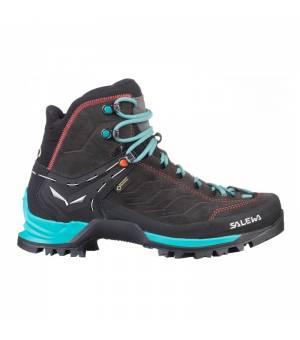 Salewa WS Mountain Trainer Mid GTX Magnet/Viridian Green obuv