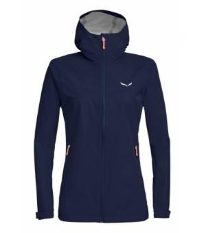 Salewa Puez Aqua 3 Powertex W Jacket Navy blazer bunda