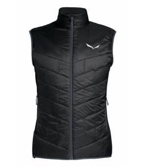 Salewa Ortles Hybrid Tirolwool Responsive M Vest black out vesta