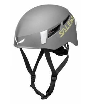Salewa Pura Helmet black dark grey prilba