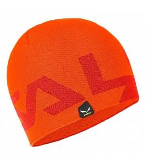 Salewa Antelao 2 Reversible Wool Beanie red orange/darker čiapka