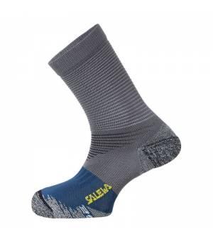 Salewa Trek N Sock prince blue/asphalt ponožky