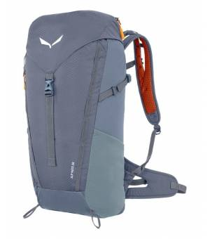 Salewa Alp Mate 26l Backpack grey flintstone/fluo orange batoh