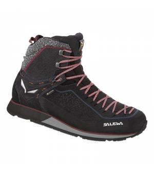 Salewa WS Mountain Trainer 2 Winter Gore-Tex asphalt/tawny port obuv