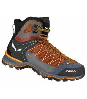 Salewa Mountain Trainer Lite Mid Gore-Tex MS Shoes black out/carrot obuv