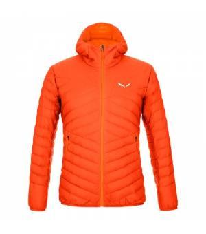 Salewa Brenta RDS Down M Jacket Red Orange bunda
