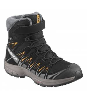 Salomon XA PRO 3D Winter TS CSWP J Black/Magnet