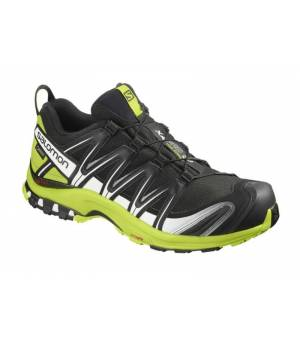 Salomon XA PRO 3D GTX Black / Lime Green / White