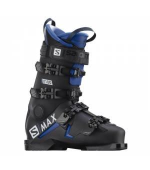 Salomon S/MAX 100 IIS Black/Blue 19/20