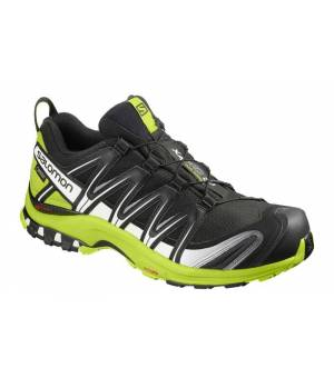 Salomon XA PRO 3D GTX Black/Lime Green/White 2020