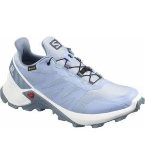 Salomon Supercross GTX W Forever Blue/White/Flint Stone