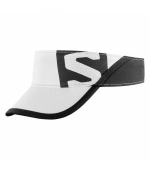 Salomon XA Visor white/black šilt
