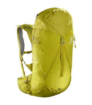 Salomon Out Night 30+5l citronelle/sulphur spring batoh