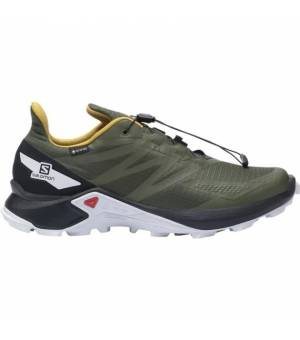 Salomon Supercross Blast GTX M olive/black night