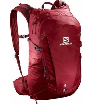 Salomon Trailblazer 30l biking red/ebony batoh