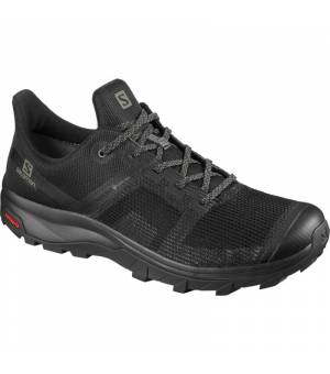 Salomon Outline Prizm GTX M black/castor gray