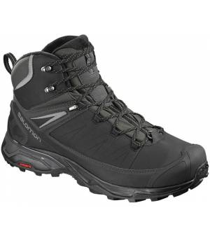 Salomon X Ultra Mid Winter CS WP Black/Phantom