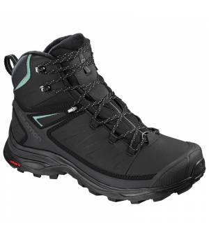 Salomon X Ultra Mid Winter CS WP W Black/Phantom