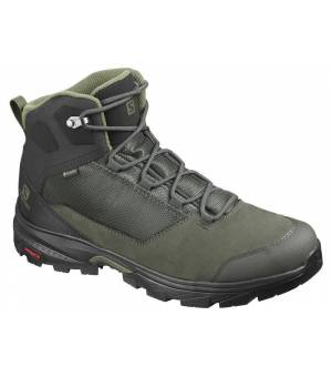 Salomon Outward GTX M peat/black/burnt olive