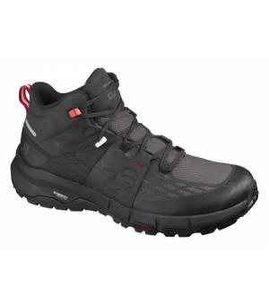 Salomon Odyssey Mid GTX M Black obuv