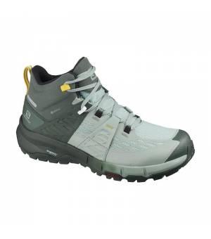 Salomon Odyssey MID GTX W Green obuv