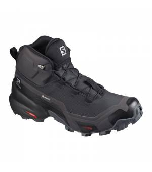 Salomon Cross Hike Mid Gtx W Black obuv