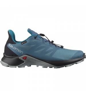 Salomon Supercross 3 GTX M Blue obuv