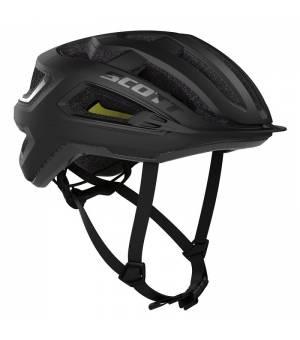 Scott ARX MTB MRAS 2 Black cyklistická prilba