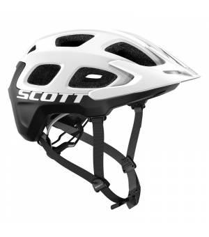 Scott Vivo MTB MRAS 2 White cyklistická prilba