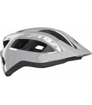 Scott Supra Grey cyklistická prilba 54 cm 2020