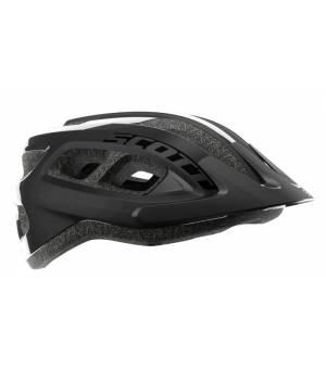 Scott Supra Black cyklistická prilba 54 -61 cm 2020
