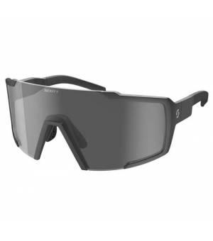Scott Shield Black cyklistické slnečné okuliare