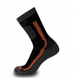Sherpax Dom ponožky čierne