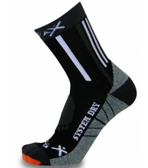 Sherpax Everest ponožky čierne