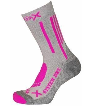 Sherpax Everest ponožky ružové