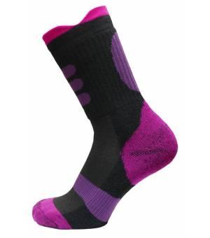 Sherpax Lappi ponožky fialové